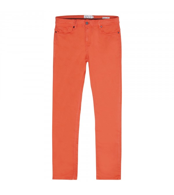 Jean regular Peter orange