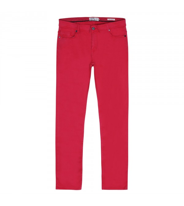 Jean regular Peter red