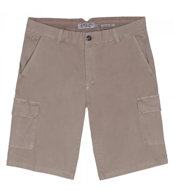 Short cargo Percy beige