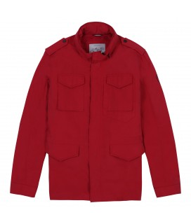 Parka Buck red