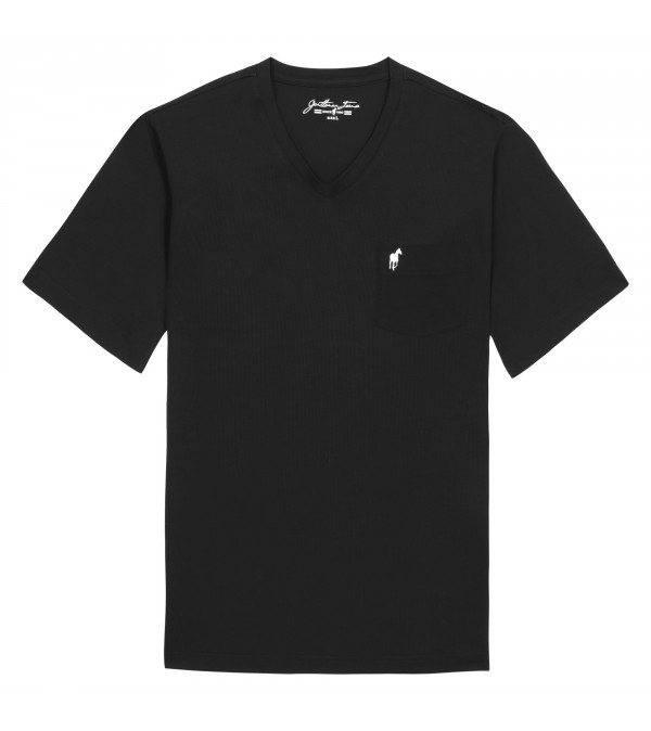 T-shirt Tim black