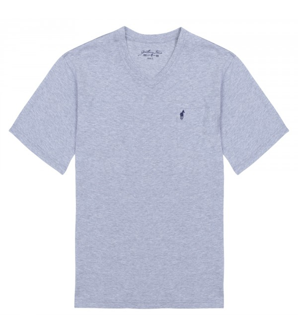 T-shirt Tim mix grey
