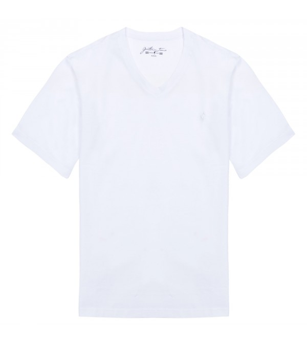 T-shirt Timeo white