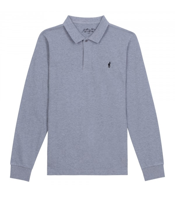 Polo Odin mix grey