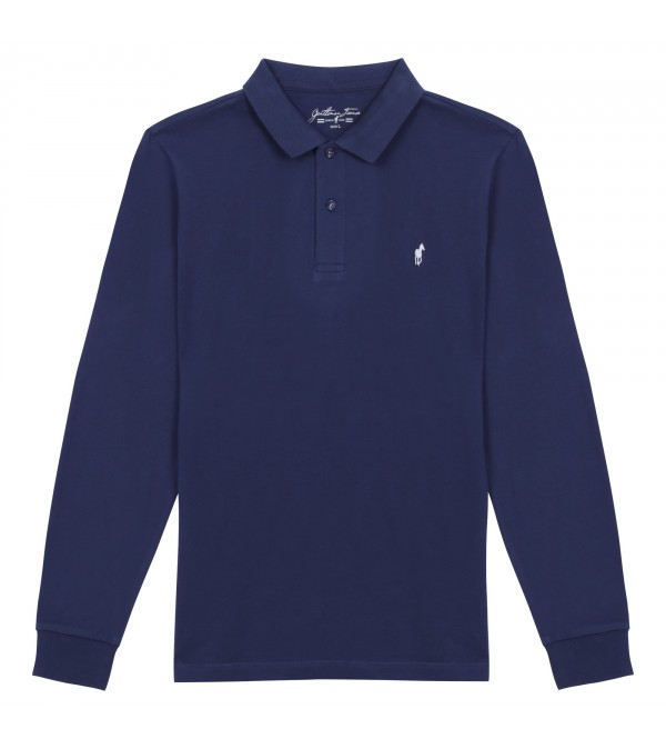 Polo Orlando ink navy