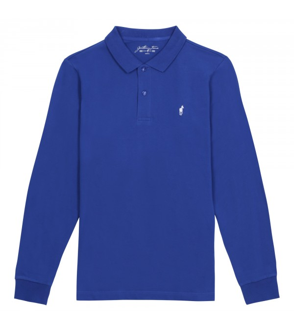 Polo Orlando true blue