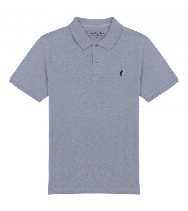 Polo Orson mix grey