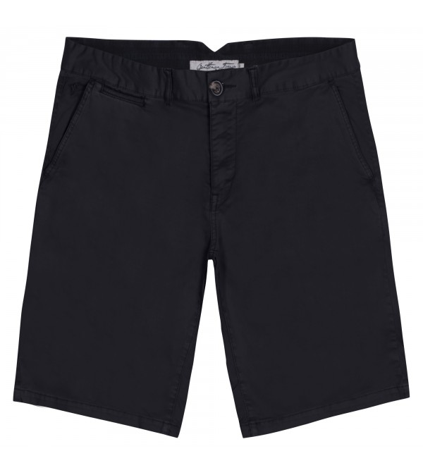Short chino Paris black