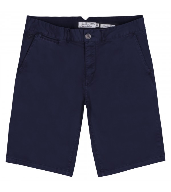 Short chino Paris navy