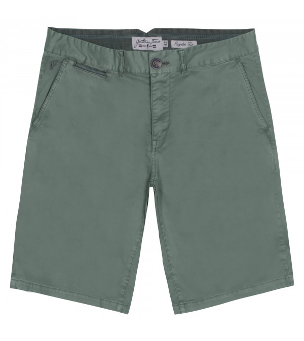 Short chino Paris kaki