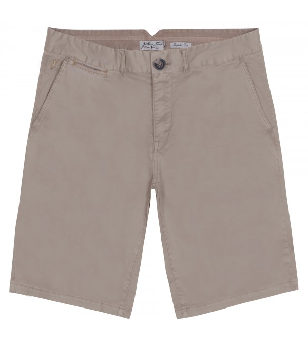 Short chino Paris sand
