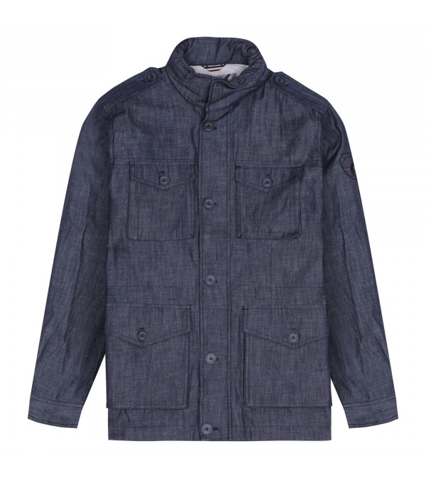 Parka Buddy navy