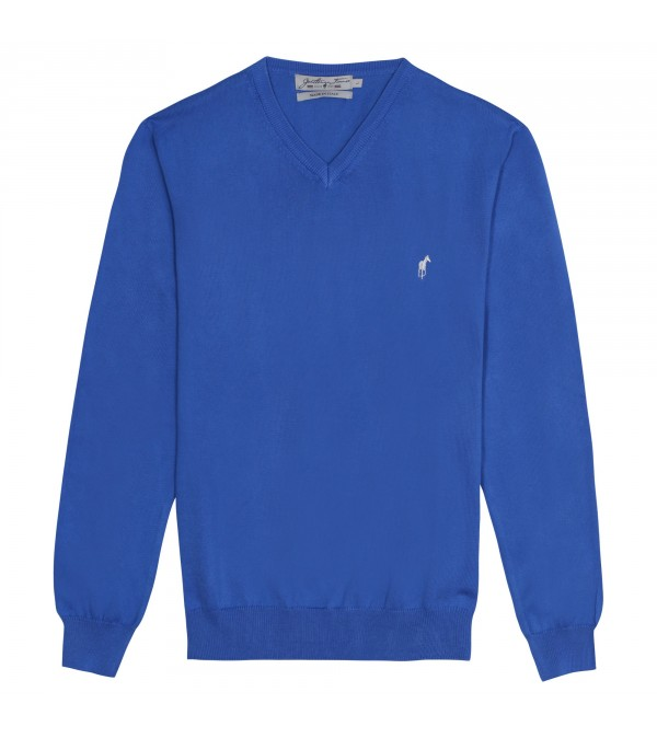 Pull col V Loan true blue
