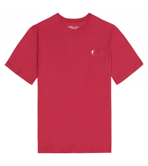 T-shirt Theo red