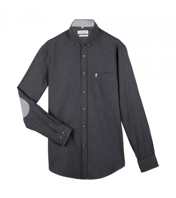 Chemise Chard anthracite