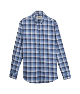 Chemise Colton blueberry