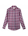 Chemise Colton red