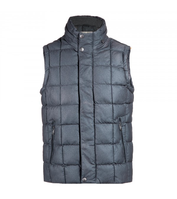 MANTEAU PASTON ANTHRACITE