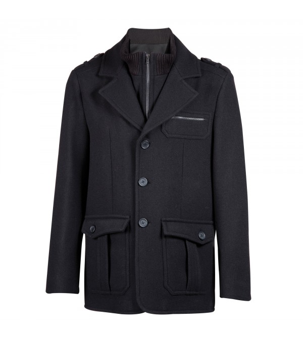 Manteau Mayfair black