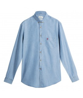 Chemise Connor blueberry