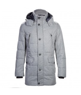 Parka Denton anthracite