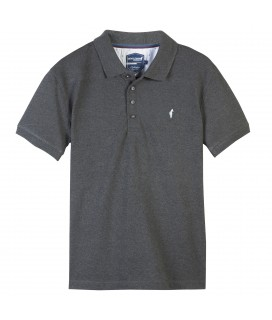 Polo Trille Gris Chine