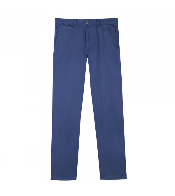 Chino Philou Bleu Electric