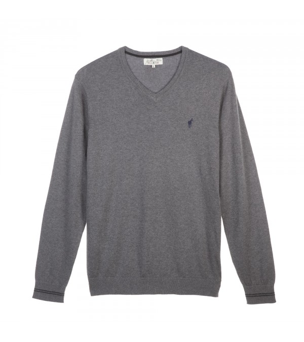 Pull LAUREL mix grey