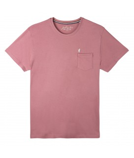T-shirt TLOGOR  Rose