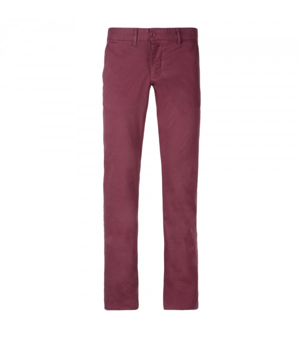 Pantalon PHILOU Bordeaux