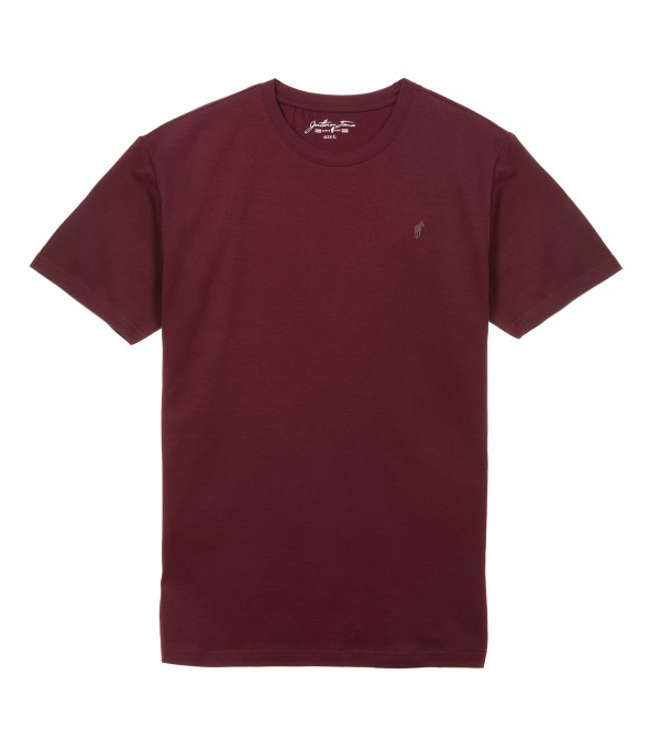 T-shirt TIM Bordeaux