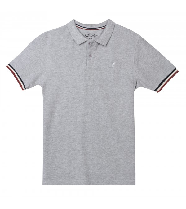 Polo OLIVER Gris