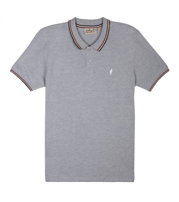 POLOS  OLIVIER MIX GREY