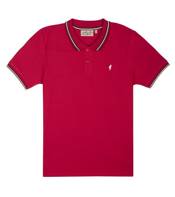 POLOS  OLIVIER RED