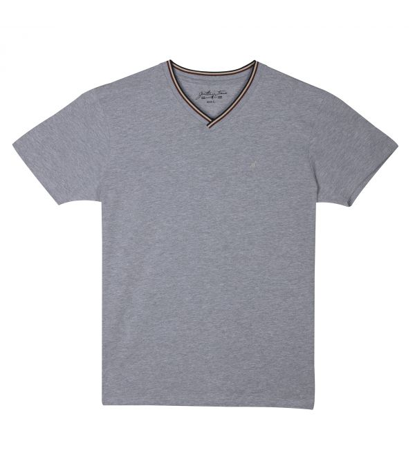T-SHIRTS TOM MIX GREY