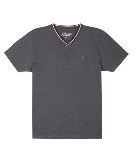 T-SHIRTS TOM DARK GREY