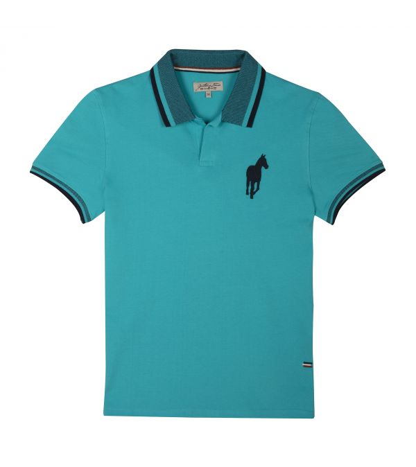 POLO ANDRE TURQUOISE