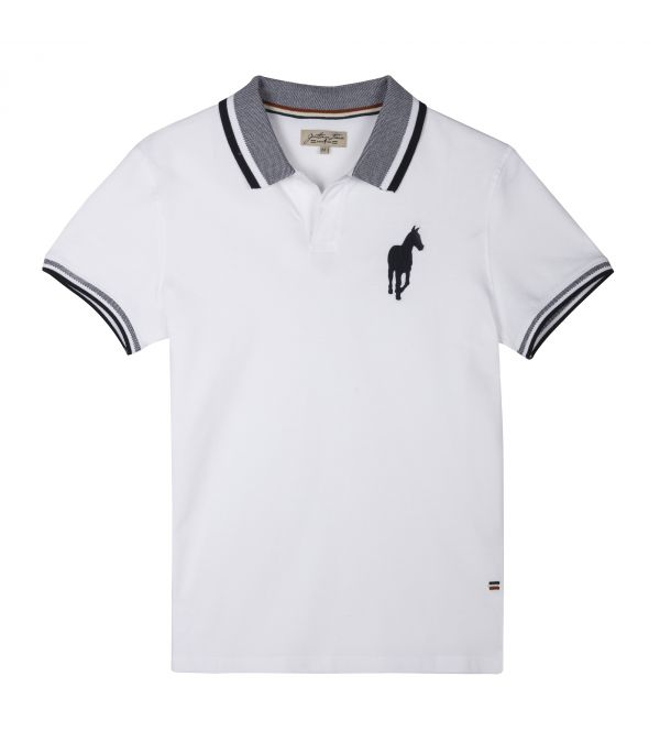 POLO ANDRE BLANC