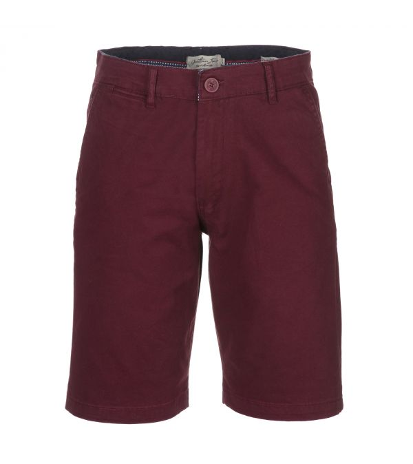 SHORTS PALMA BORDEAUX