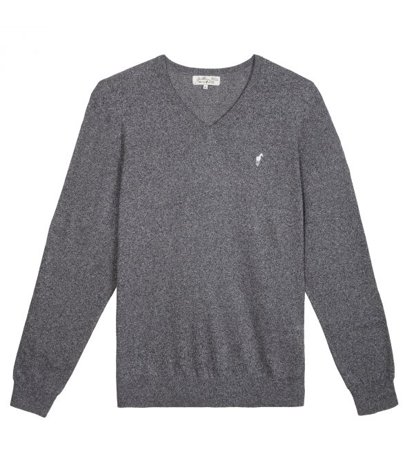 PULL LOUIS GREY MOULINE