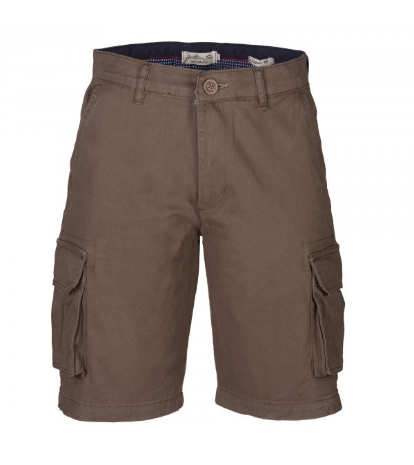 SHORTS PAOLO TAUPE