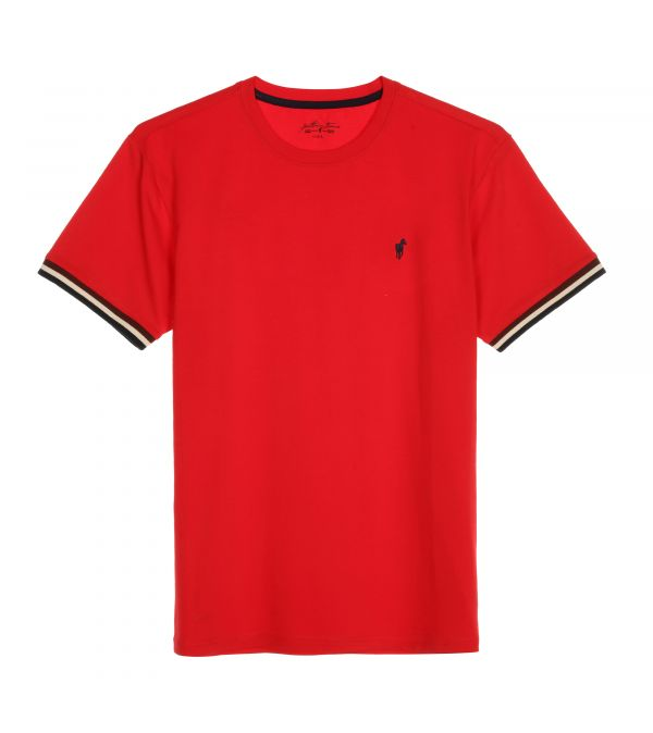 T-shirt TEO rouge