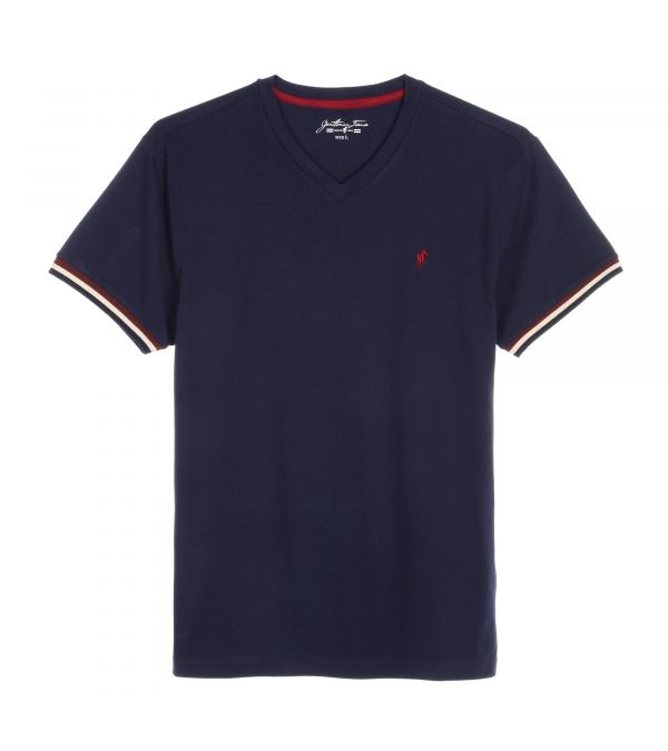 T-shirt TOMMY navy