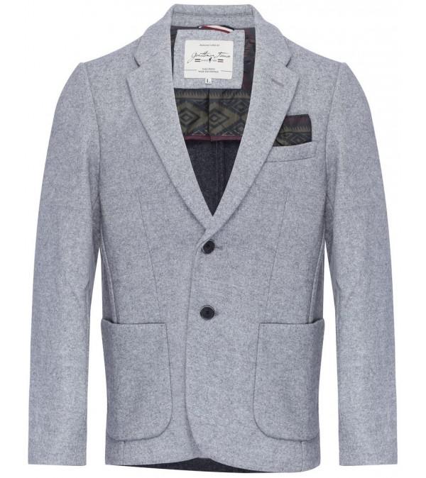 Blazer mix grey