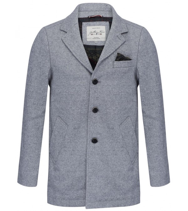 Manteau mix grey